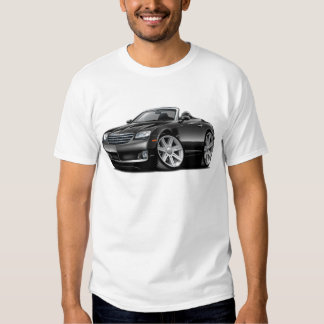 Crossfire Black Convertible T-shirt