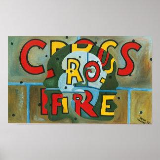 crossfire print
