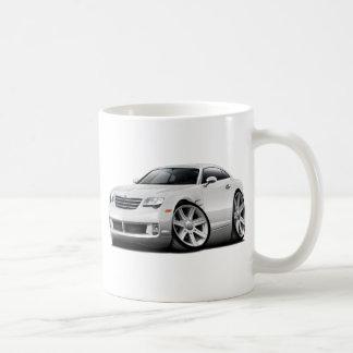 Crossfire White Car Coffee Mug