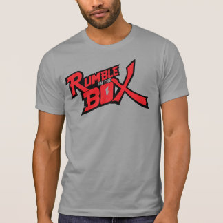 CrossFit High Voltage Rumble in the box T-Shirt