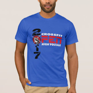 CrossFit HV 2017 Open Mens Tshirt