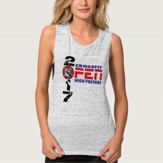 CrossFit HV 2017 Open Womens Tshirt