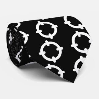 Crosshair Zooms Pictograph Tie