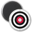 Crosshairs BullsEYE Target Magnet