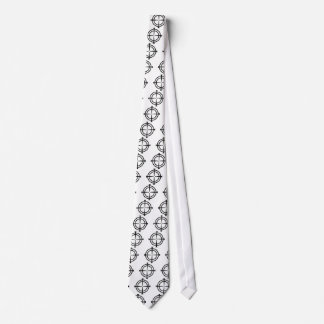 Crosshairs Tie