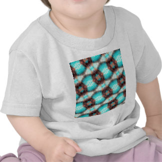 Crosshatch Pattern Tshirt