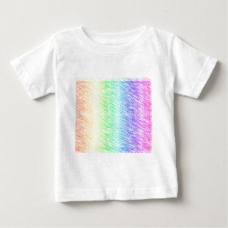Crosshatch Rainbow T Shirts