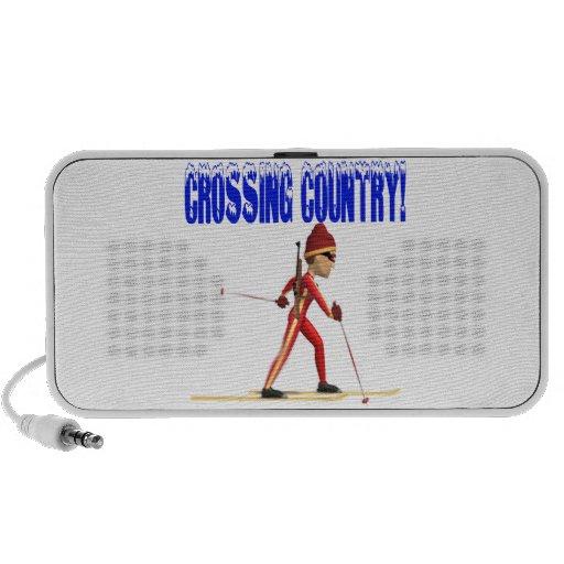 Crossing Country Speaker