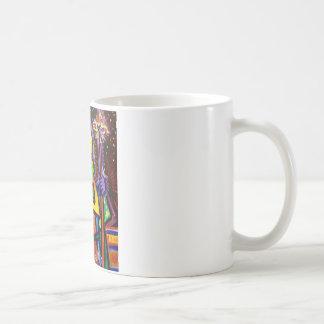 Crossing Guard by Piliero Basic White Mug
