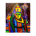 Crossing Guard by Piliero Post Card