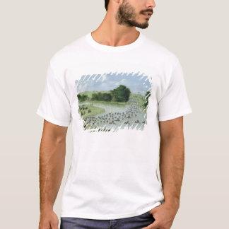 Crossing of the San Joaquin River, Paraguay, 1865 T-Shirt