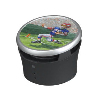 Crossing the Goal Line for a Touchdown Speaker