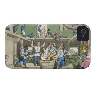 Crossing the Line, plate from 'The Adventures of J Case-Mate iPhone 4 Case