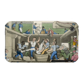 Crossing the Line, plate from 'The Adventures of J iPhone 3 Case-Mate Case