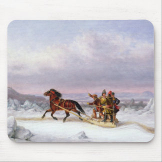 Crossing the St. Lawrence Mouse Mat