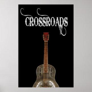 Crossroads 36 x 24 Poster