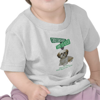 Crossroads ShihTzu Rescue Tee Shirt