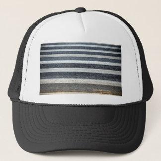 Crosswalk or Zebra Crossing Trucker Hat