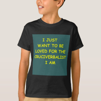 crossword puzzles shirts