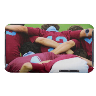 Crouch, Touch, Engage Barely There iPod Case