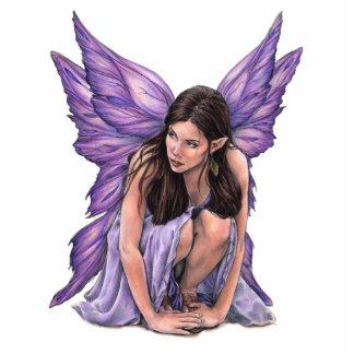 Crouching Fairy Soft Sculpture Standing Photo Sculpture