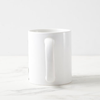 Crow Basic White Mug