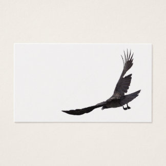 Crow Business Card
