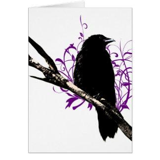 Crow Greeting Cards