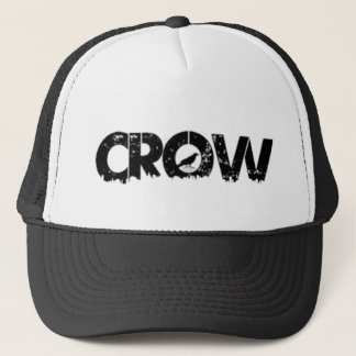 crow clothing trucker hat