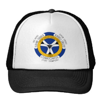 Crow Creek Sioux Tribe Trucker Hat
