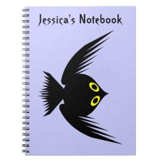 Crow Customizable Notebook