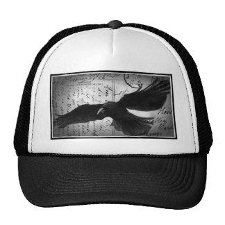 Crow deluxe hat