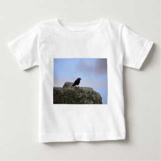 Crow guardian of Stone Henge Baby T-Shirt