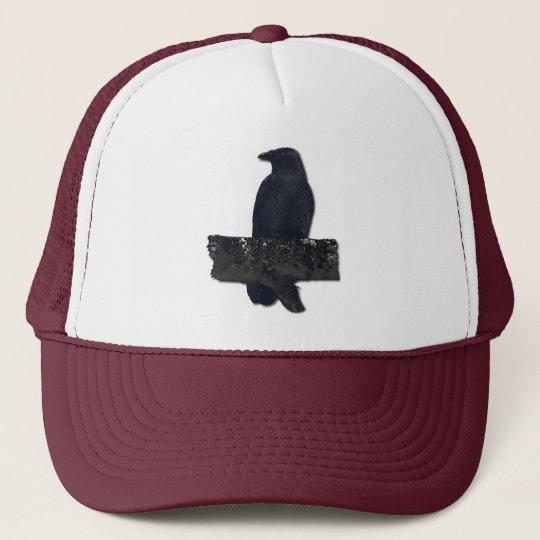 CROW GUARDIAN TRUCKER HAT