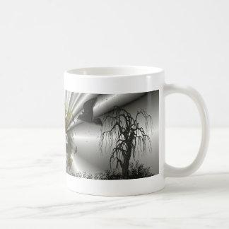 Crow Horizon Coffee Mug