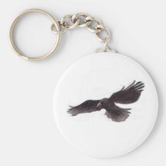 Crow Keychains