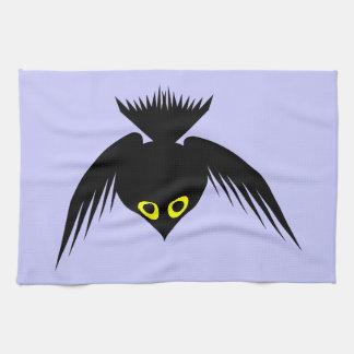 Crow Kitchen Towel
