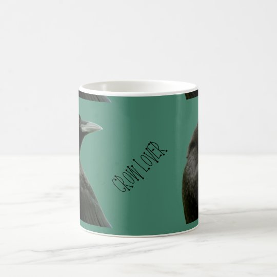 Crow Lover Coffee Mug
