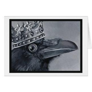 Crow Magi Christmas Card