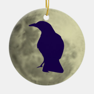 Crow Ornament