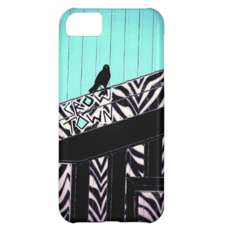Crow Town Indiglo iphone5 Case iPhone 5C Case