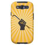 Crowbar Revolution Samsung Galaxy Case Samsung Galaxy SIII Covers