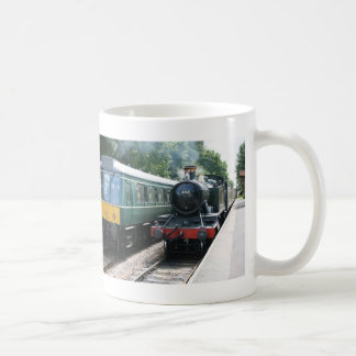 Crowcombe Heathfield station, WS Railway Coffee Mug