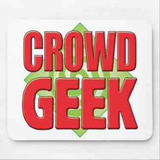 Crowd Geek v2 Mousemat