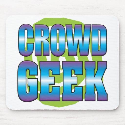 Crowd Geek v3 Mousepad