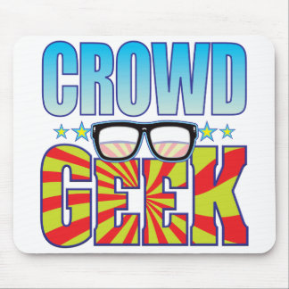 Crowd Geek v4 Mouse Pad