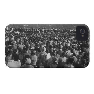 Crowd in stadium iPhone 4 Case-Mate case