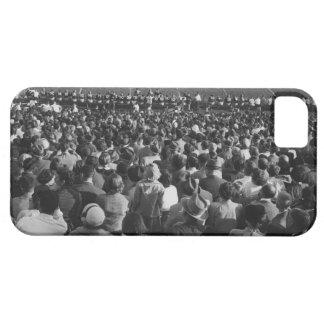 Crowd in stadium iPhone 5 case