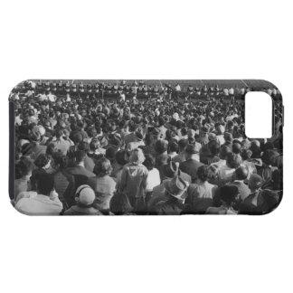 Crowd in stadium iPhone 5 cover
