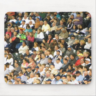 Crowd Mouse Pad